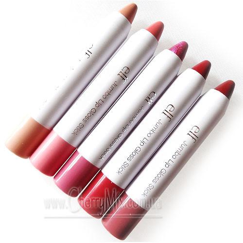 Карандаш-блеск для губ e.l.f. Essential Jumbo Lip Gloss Stick