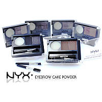 Пудра для бровей NYX Eyebrow Cake Powder