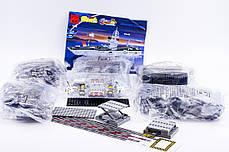 """Конструктор  Brick-113 """"Авианосец"""" 990 деталей, фото 2"""