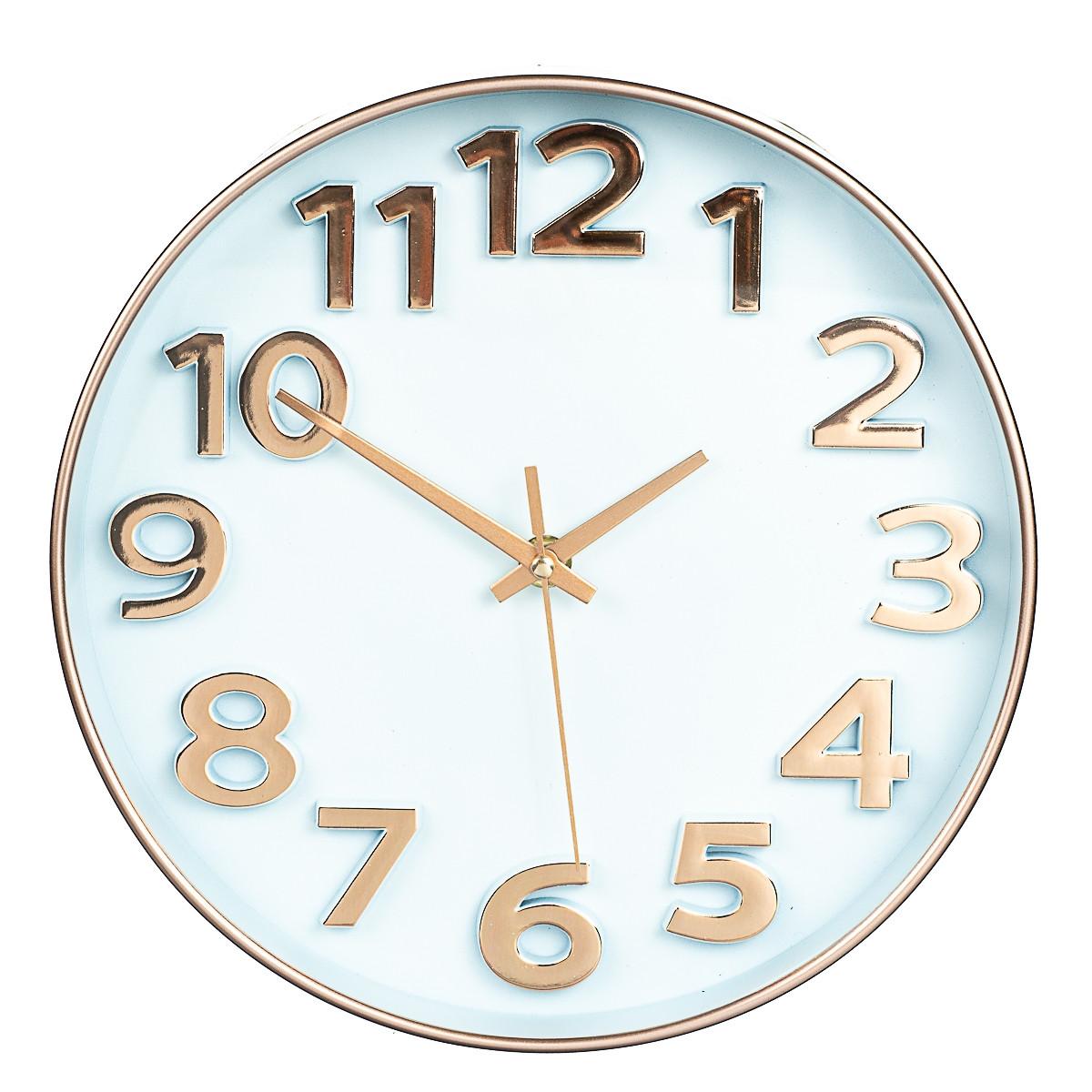 Часы настенные 24,5 см 4,5см (2005-029)