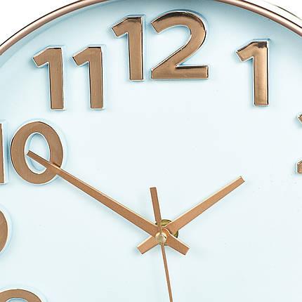 Часы настенные 24,5 см 4,5см (2005-029), фото 2