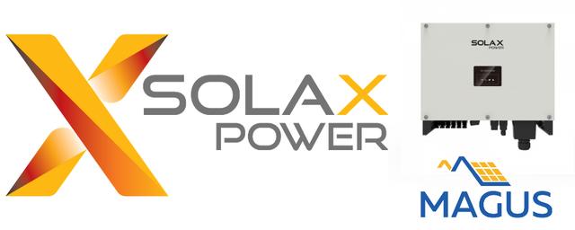 Сетевой инвертор Solax X3-30.0P PRO
