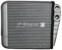 Радиатор отопителя (печки) Volkswagen Caddy III 2004-->2010 JP Group (Дания) 1126300200