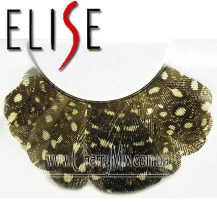 Накладные перьевые ресницы Elise #130, фото 2