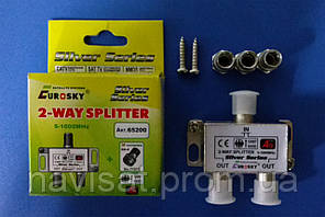 2 Way Splitter Eurosky