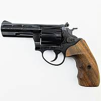 Револьвер флобера ME 38 Magnum 4R чорний, дерев. рукоятка, 241129, 4 мм
