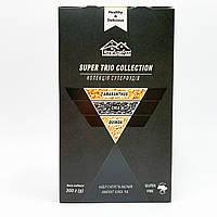 Набор круп и семян Super Trio Collection (амарант, чиа, киноа), 300 г, ТМ Healthy Generation