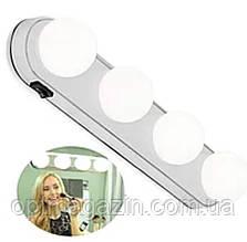 Лампа STUDIO GLOW Make-Up Lighting для нанесення макіяжу, фото 2