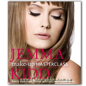 Книга по макияжу Jemma Kidd Make-up Masterclass