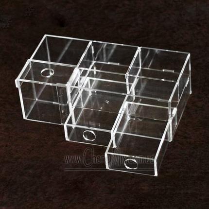 Акриловый органайзер для косметики №1, фото 2