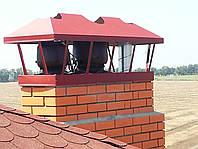 КРОВЕЛЬНЫЙ  вентилятор 0-400 м3/ч для кирпичного дымохода
