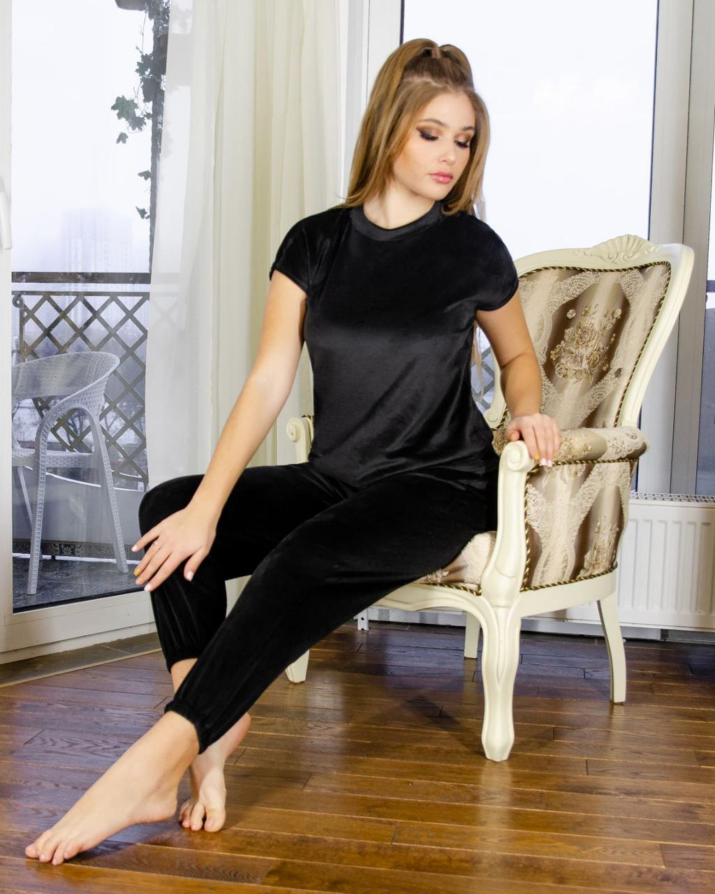 Піжама жіноча, домашній костюм