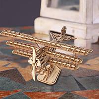 """3D-пазл конструктор Robotime самолет """"Airplane"""""""