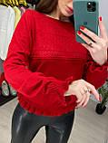 Стильный нарядный свитерок Турция, фото 2