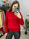 Стильный нарядный свитерок Турция, фото 3