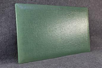 """Керамогранітний обігрівач KEN-500 """"Холст жакард"""" оливковий, фото 2"""