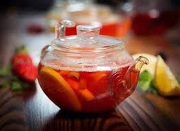 Чай фруктовый листовой