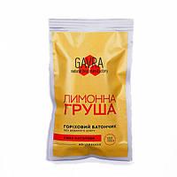 Батончик натуральний GAVRA лимонна груша (без цукру), 40 г