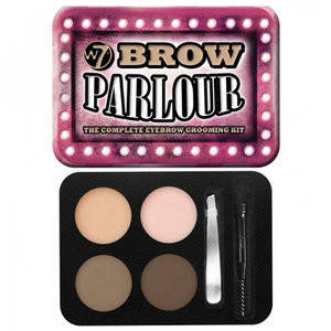 Палитра для бровей W7 Brow Parlour Eyebrow Grooming Kit