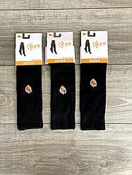 Жіночі демісезонні шкарпетки Z&N з modala однотонні розмір 36-40 чорні