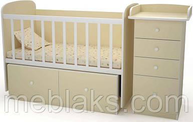 Детская кроватка Кроха Бони Мебель