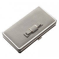 Женский кошелек Baellerry n1228 клатч Серый