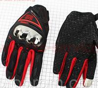 Мотоперчатки с защитой Axio