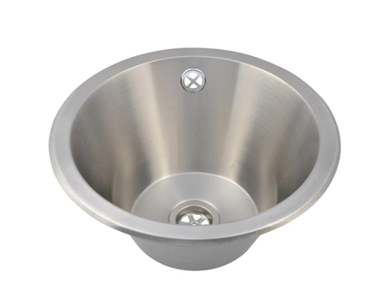 Умывальник (кухонная мойка) Clearwater Royal Mini Round Single Bowl - 355 x 355