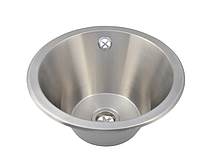 Умывальник (кухонная мойка) Clearwater Royal Mini Round Single Bowl - 355 x 355, фото 1