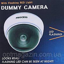 Муляж камери dummy camera process