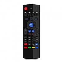 Беспроводная клавиатура мини пульт аэромышь для Smart TV BOX AIR MOUSE MX3