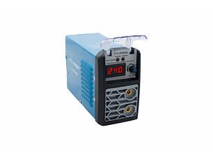 Зварювальний інвертор BauMaster AW-97I27SMDK 270 А, 160-250 В, ел 1.6-5 мм 60% дисплей кейс, фото 2
