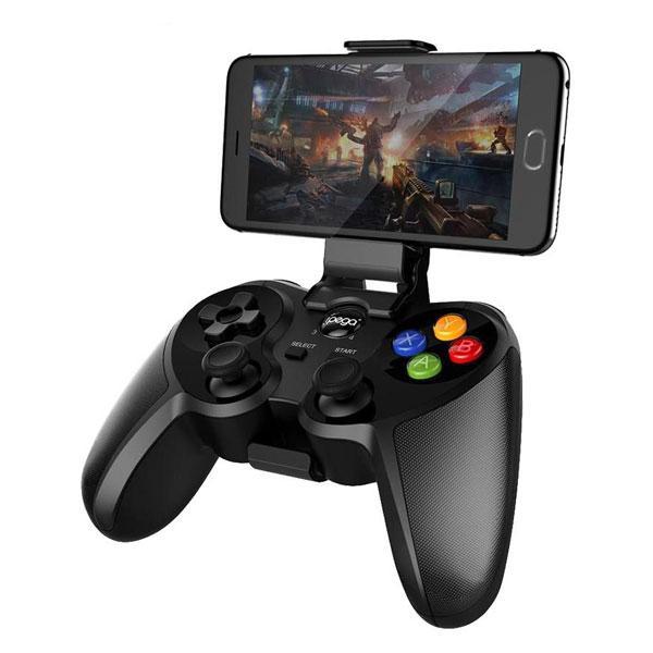 Беспроводный джойстик геймпад Ipega PG-9078 Bluetooth для смартфона на IOS Android Андроид Tv Box