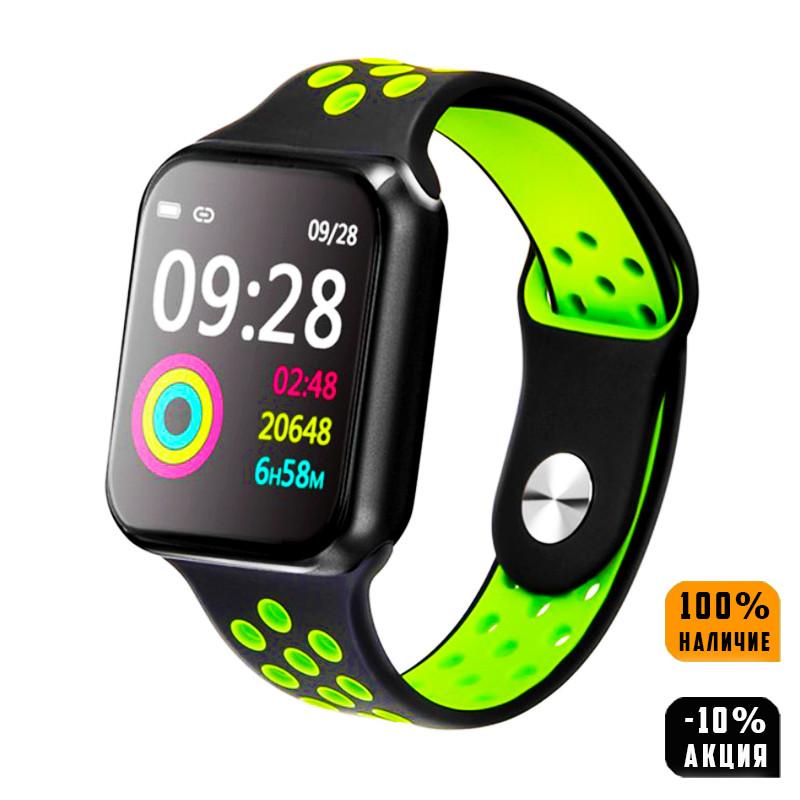 Розумні смарт годинник Smart watch F8, спортивний фітнес браслет, трекер для занять спортом