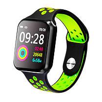 Розумні смарт годинник Smart watch F8, спортивний фітнес браслет, трекер для занять спортом, фото 2