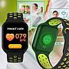 Розумні смарт годинник Smart watch F8, спортивний фітнес браслет, трекер для занять спортом, фото 3