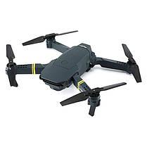 Квадрокоптер LX808 c WiFi і HD камерою, складаний корпус, радіокерований коптер (літаючий дрон), фото 3