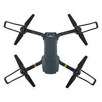 Квадрокоптер LX808 c WiFi і HD камерою, складаний корпус, радіокерований коптер (літаючий дрон), фото 2