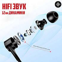 Беспроводные Bluetooth наушники Gorsun GS-E18A вакуумные спортивные красные, фото 3