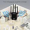 Підсилювач сигналу Wi-Fi PIX-LINK LV-WR16 ретранслятор, маршрутизатор, репітер, роутер +REPEATER/AP, фото 3