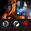 Игровые наушники ONIKUMA M190 Pro Black черные с микрофоном и RGB подсветкой геймерские ігрові навушники, фото 4
