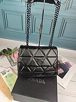 Женская сумка в коробке Prada Прада
