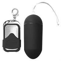 Waterproof Wireless Vibration Bullet - овальный вибратор для клитора и сосков