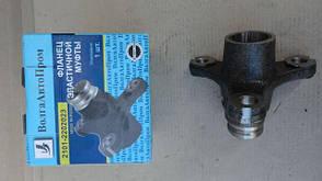 Фланець эластичнной муфти карданного валу ВАЗ 2101-2107 (вертоліт) ВолгаАвтоПром