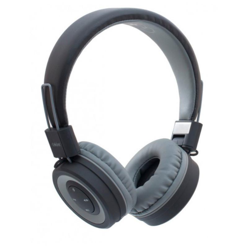 Беспроводные Bluetooth наушники гарнитура с микрофоном CELEBRAT A4 black черные