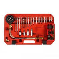 Компресометр для дизельных двигателей (37 ед.) 4302 JTC
