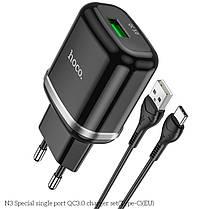 Мережевий зарядний пристрій XO L31 2 USB 2.4 A White, фото 3