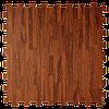 Коврик-пазл мягкий пол Дерево Яблоня 600*600*10 мм ЭВА EVA панели-пазлы модульное напольное покрытие