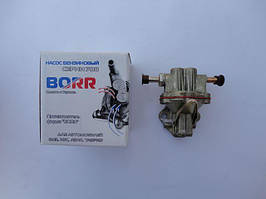 Насос паливний ВАЗ 2108 (плунжерний) BORR