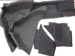 Оббивка багажника ВАЗ 2108 ворс з арками (к-т 5 шт) ДЕЛ